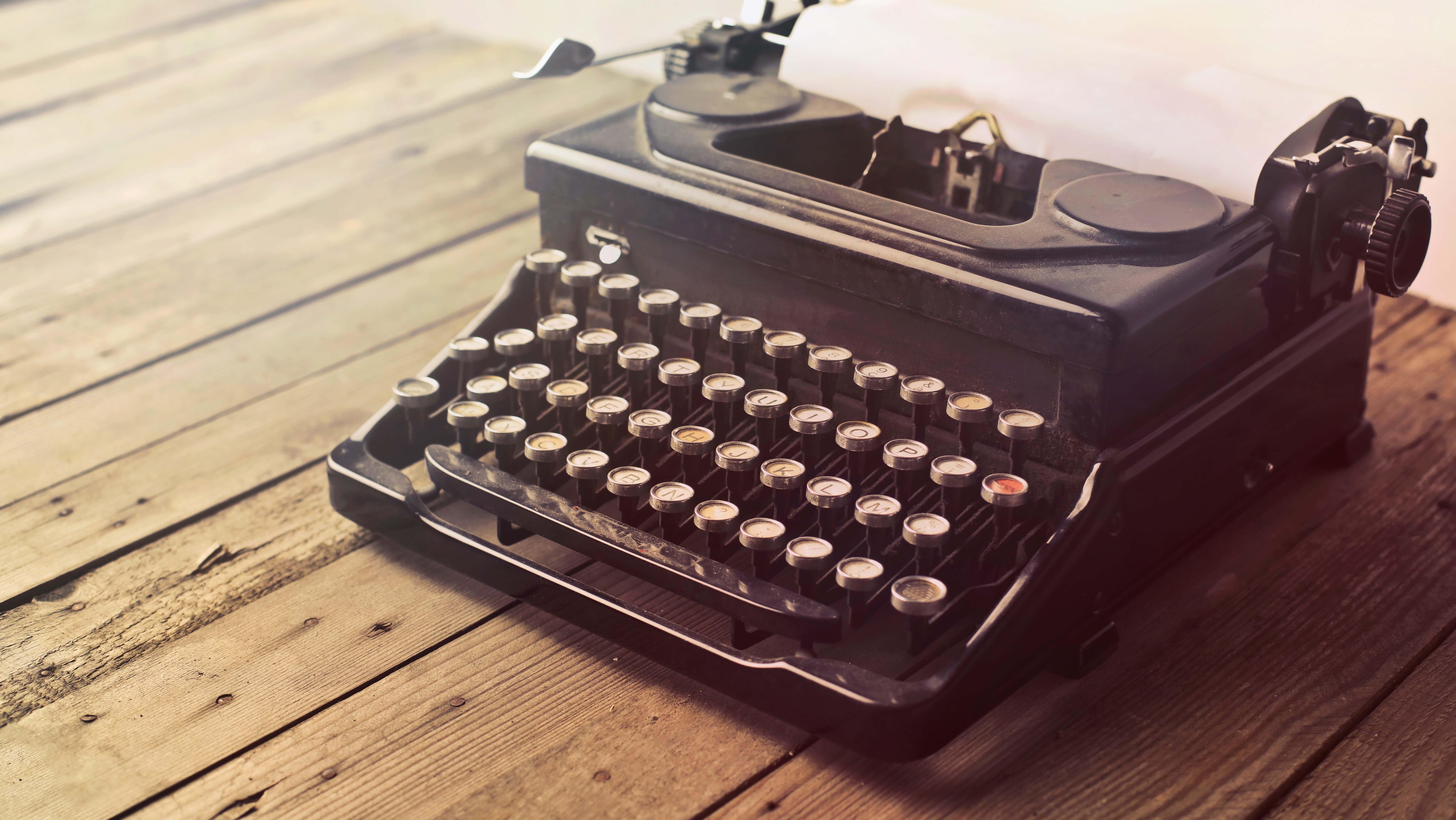 El primer procesador de textos daba ganas de volver a la máquina de escribir